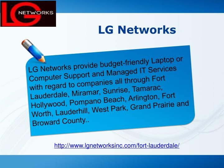 LG Networks
