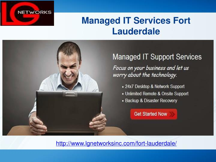 Managed IT Services Fort Lauderdale