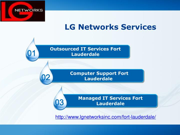 LG Networks Services