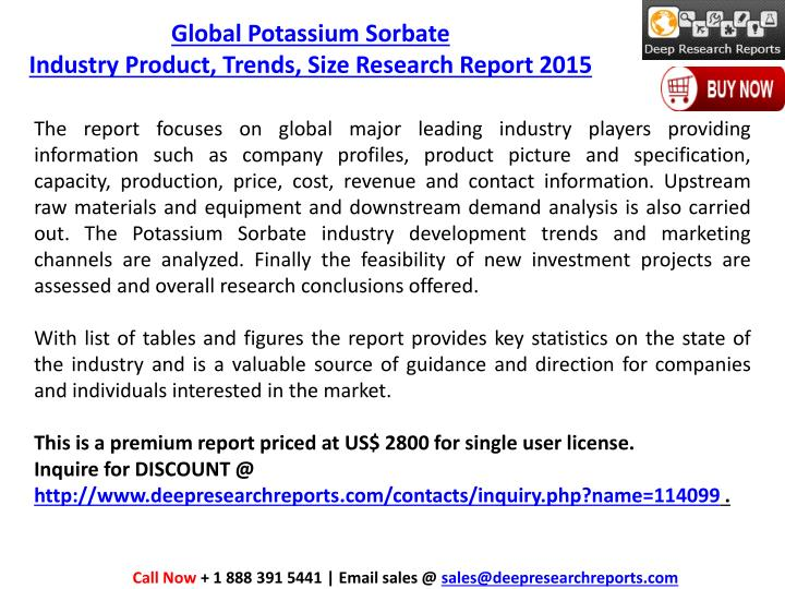 Global Potassium