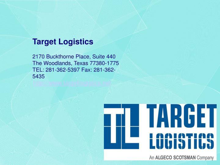 Target Logistics
