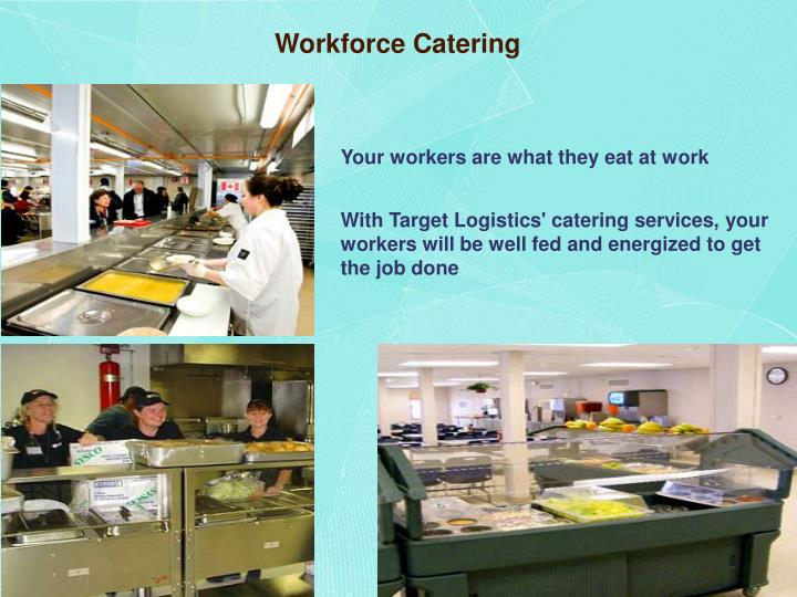 Workforce Catering
