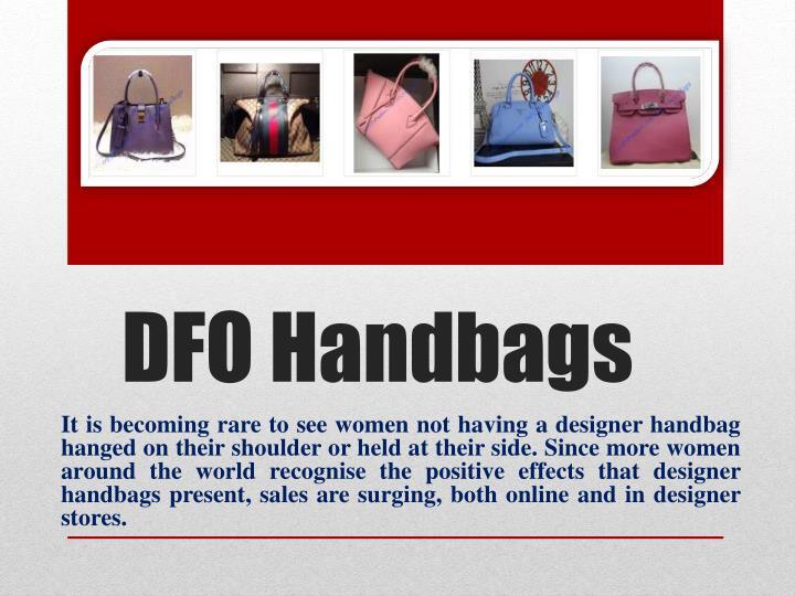 DFO Handbags