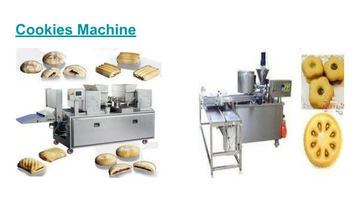 Cookies Machine