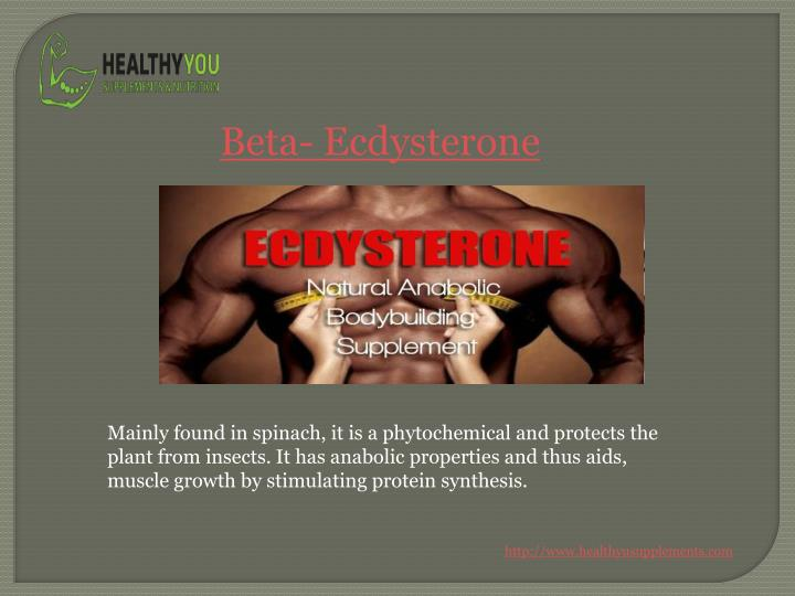 Beta- Ecdysterone