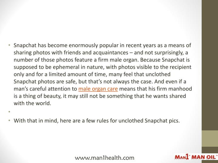 Snapchat has become enormously popular in recent years as a means of sharing photos with friends and...