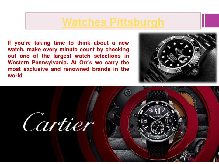 Watches Pittsburgh
