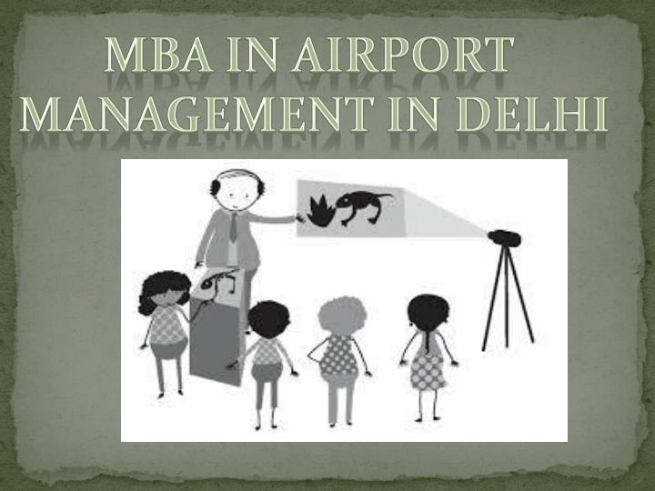 MBA IN AIRPORT