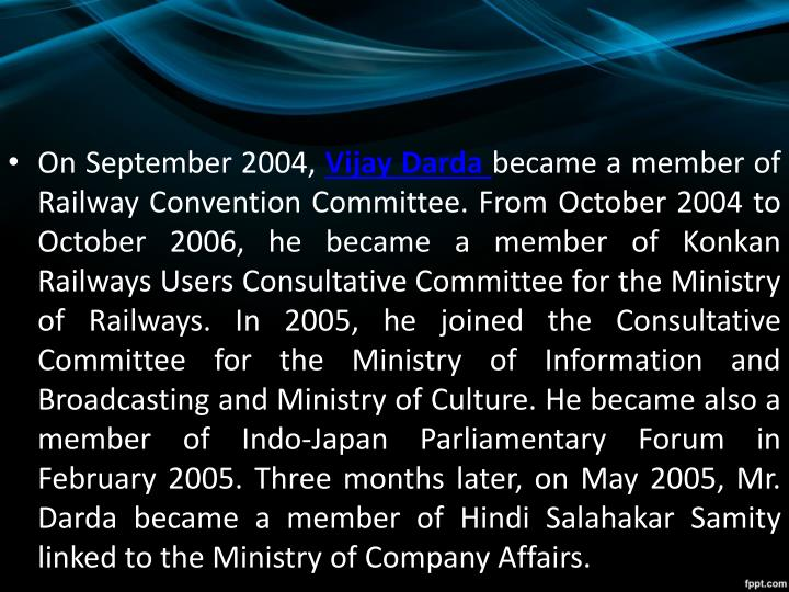On September 2004,