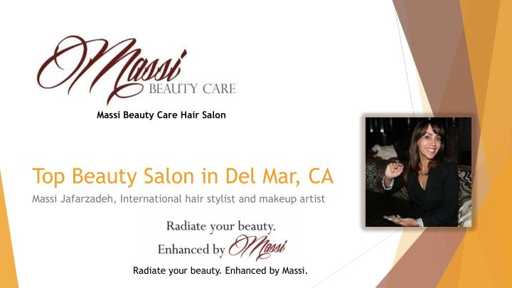 Top beauty salon in del mar ca