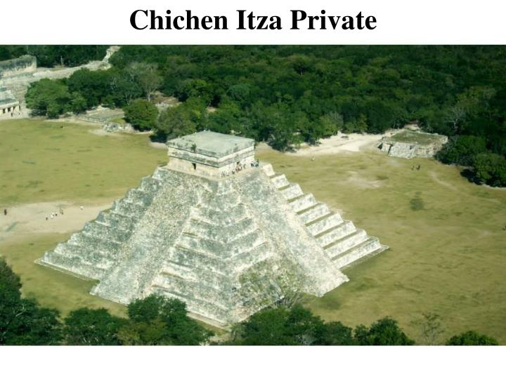 Chichen itza private1