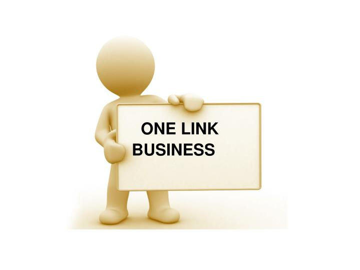 ONE LINK       BUSINESS