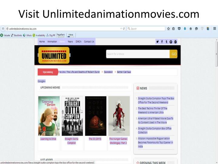 Visit Unlimitedanimationmovies.com