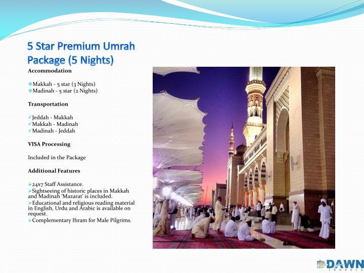 5 Star Premium