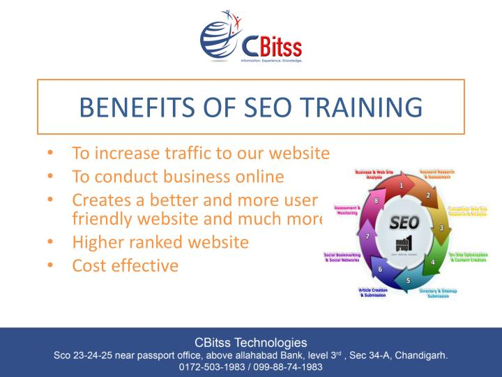 BENEFITS OF SEO TRAINING