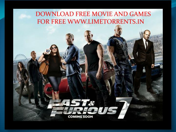 DOWNLOAD FREE MOVIE AND GAMES