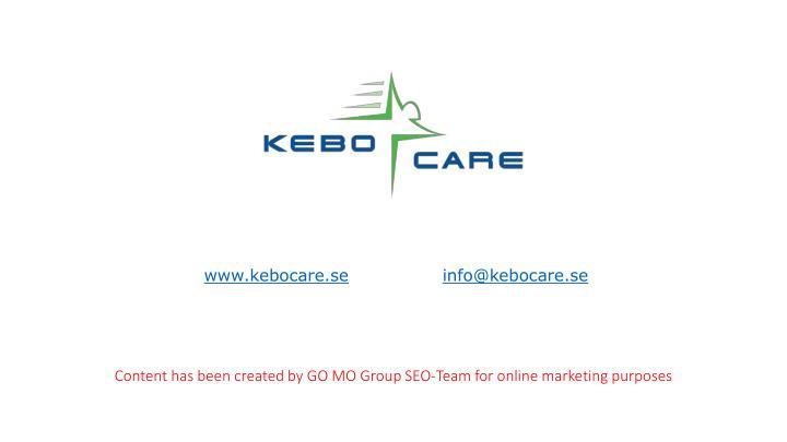 www.kebocare.se