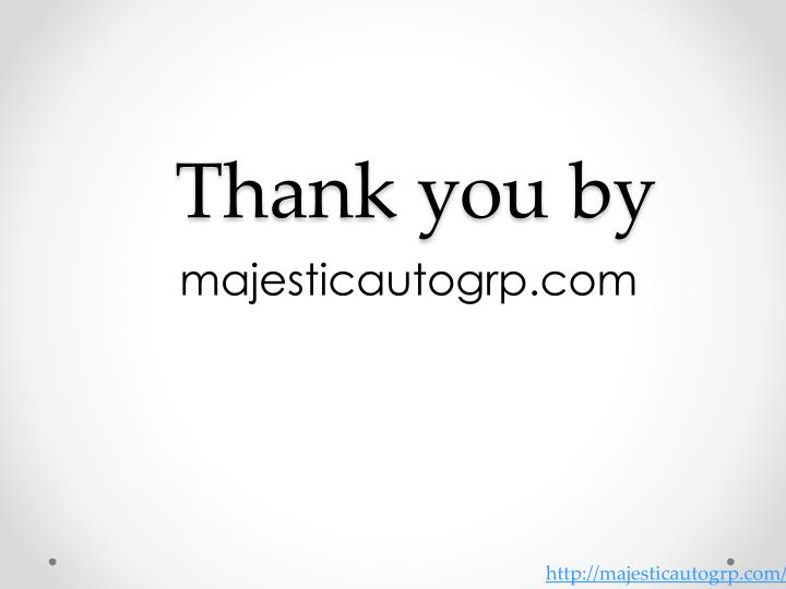 Thank you by