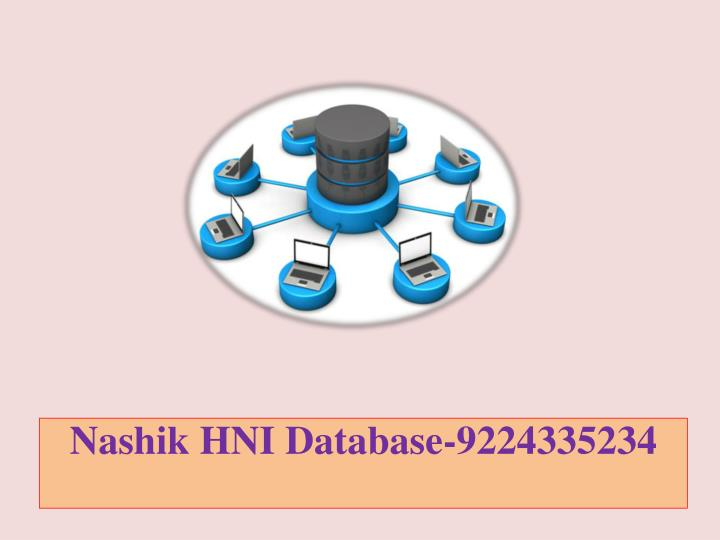 Nashik hni database 9224335234