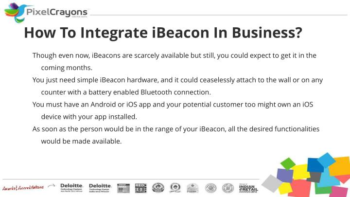 How To Integrate iBeacon In Business?
