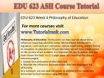 edu 623 ash course tutorial12