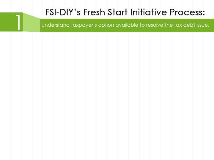 FSI-DIY