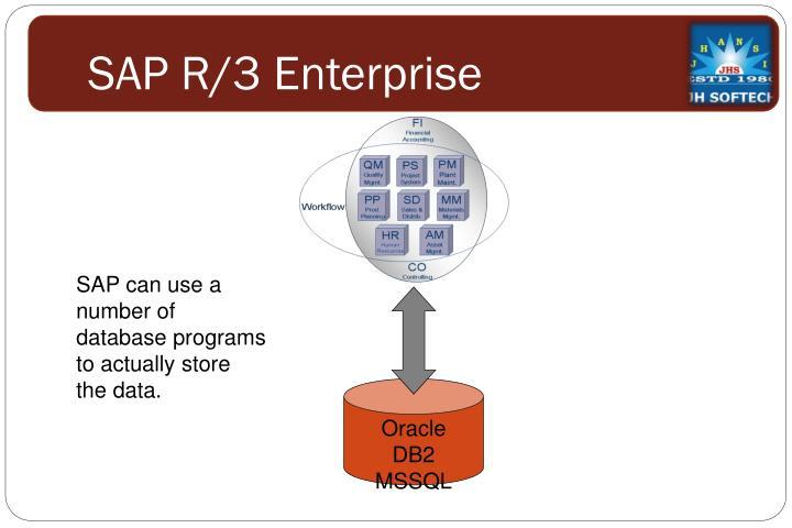 SAP R/3 Enterprise