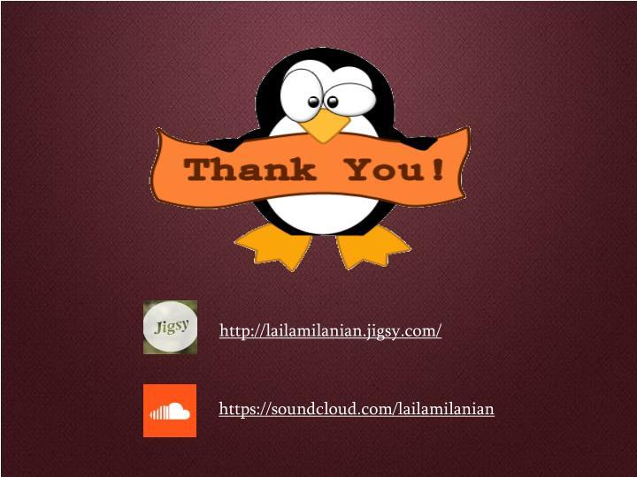 http://lailamilanian.jigsy.com/