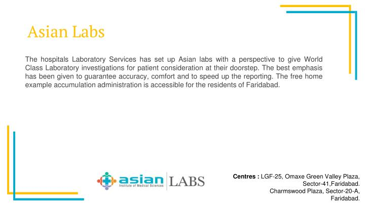 Asian Labs