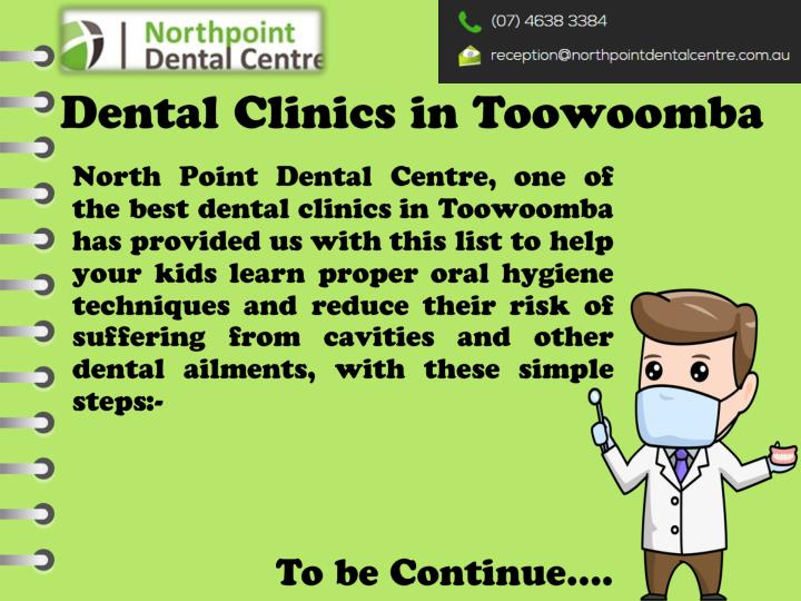 Dental clinics in toowoomba