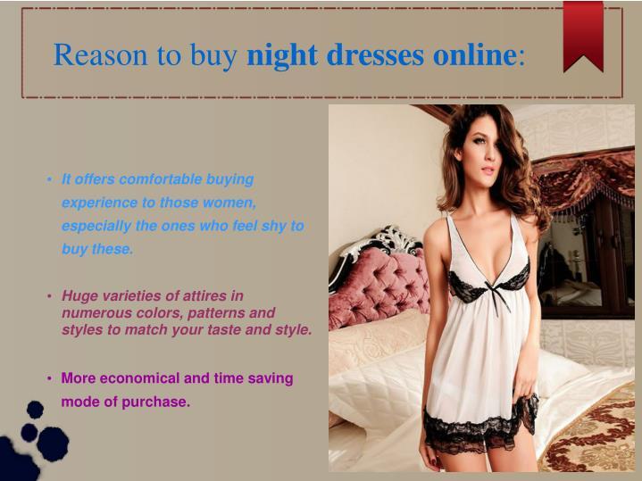 Reason to buy