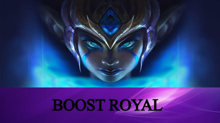 BOOST ROYAL
