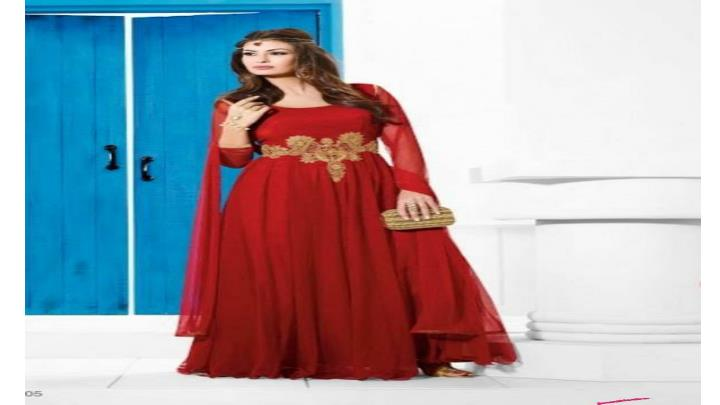 Buy latest western gown online