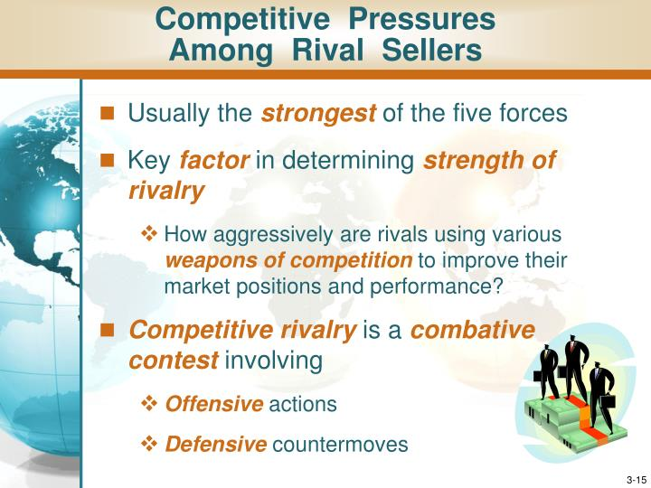 Competitive  Pressures