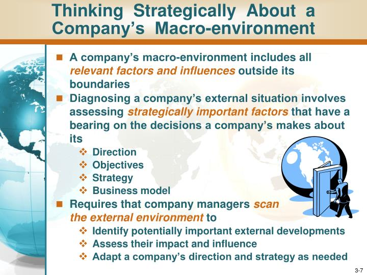 Thinking  Strategically  About  a
