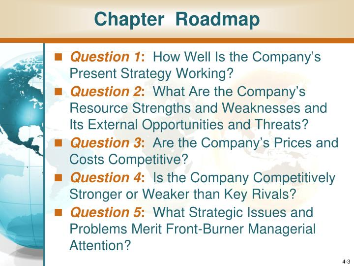 what strategic issues and problems merit front burner administrative attention What strategic issues and problems merit front-burner  and problems that merit front-burner management attention is  key points to take away.
