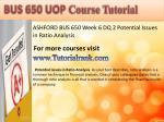 abs 415 ash course tutorial19