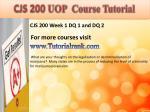 abs 415 ash course tutorial2