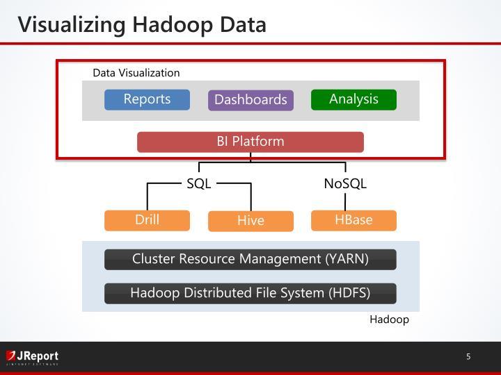 Visualizing Hadoop Data
