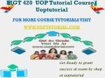 mgt 420 uop tutorial course uoptutorial