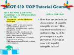 mgt 420 uop tutorial course1