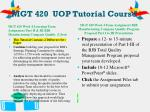 mgt 420 uop tutorial course5