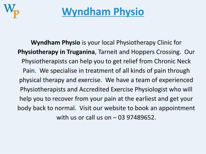Wyndham Physio