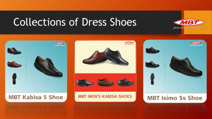 Collections of Dress Shoes
