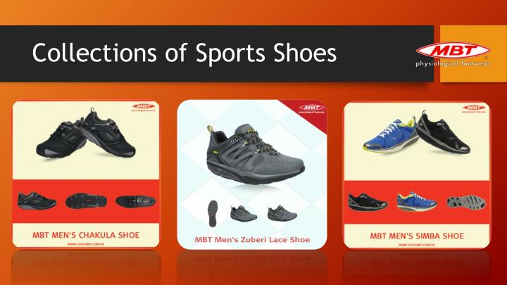 Collections of Sports Shoes