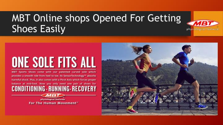 MBT Online shops Opened For Getting Shoes Easily