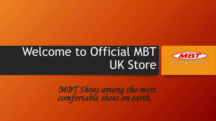 Welcome to official mbt uk store