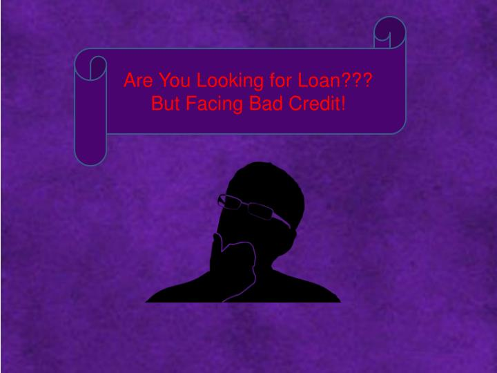 Are You Looking for Loan???