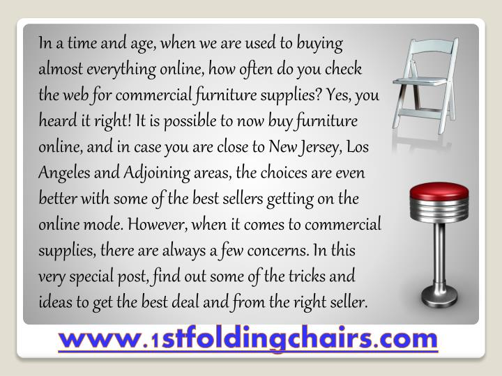 In a time and age, when we are used to buying almost everything online, how often do you check the w...