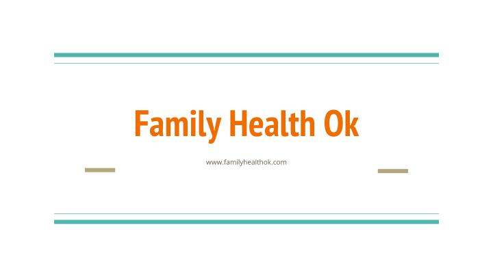 Family Health Ok